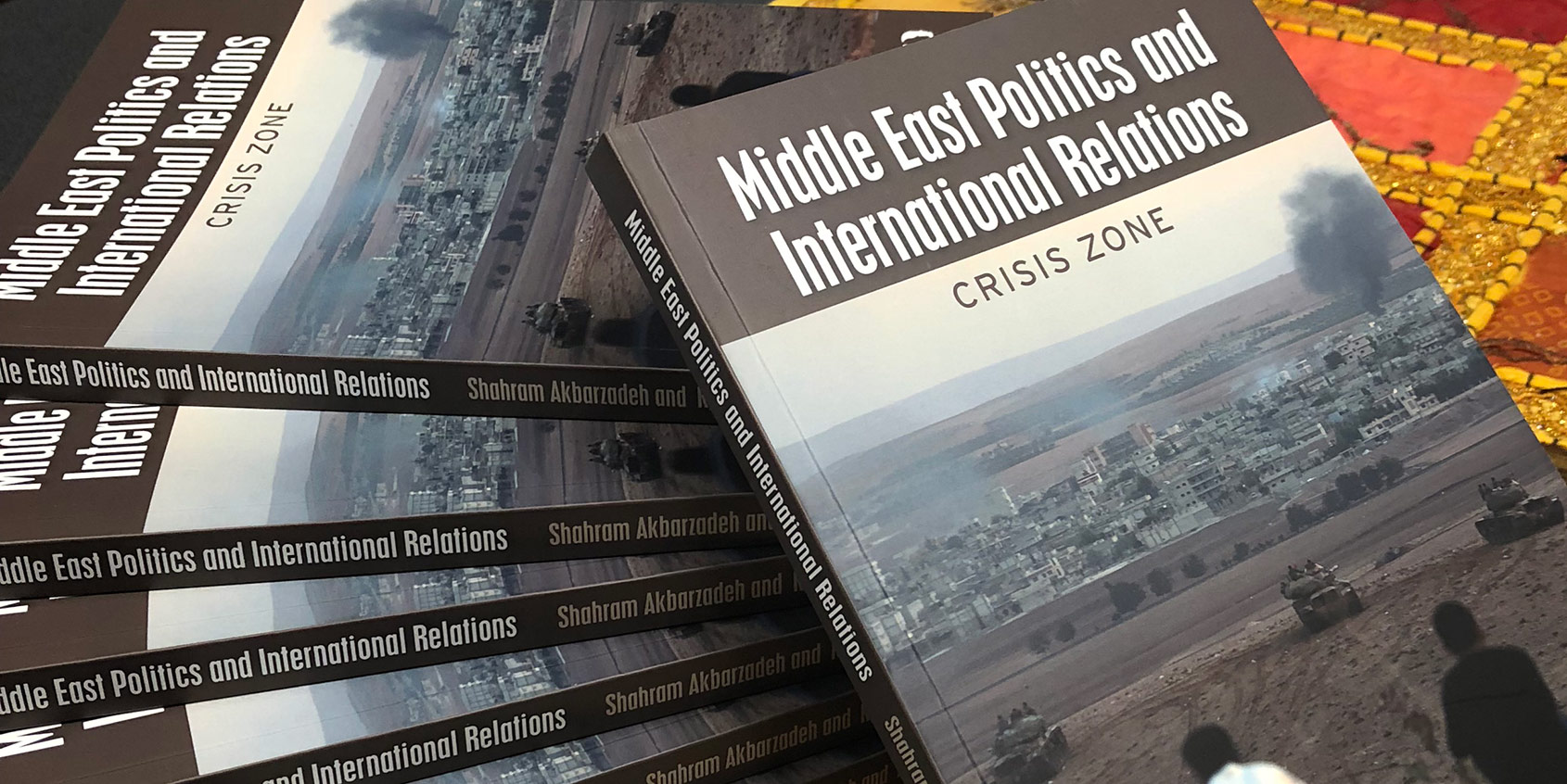 New book: Crisis Zone: Politics and International Relations in the